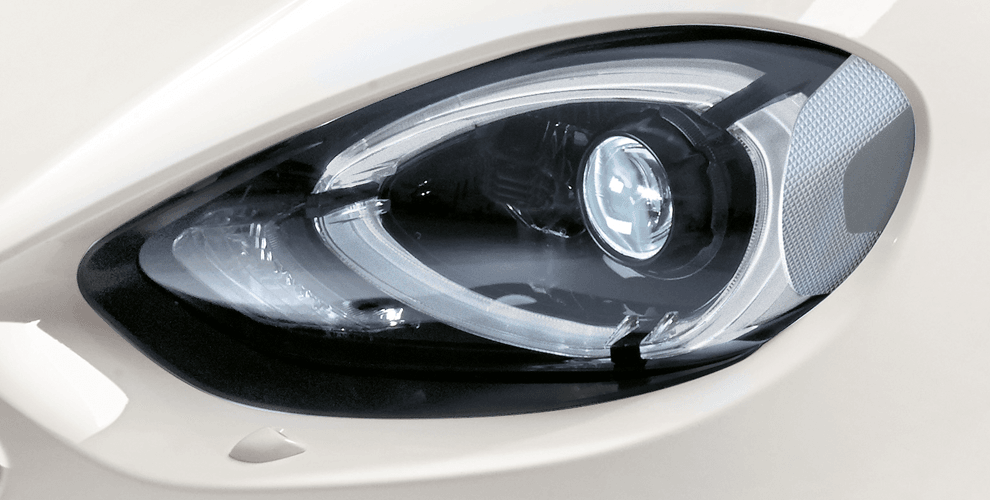 fiat 124 spider LED koplamp