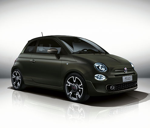 fiat 500 citadine confortable quipement voiture. Black Bedroom Furniture Sets. Home Design Ideas
