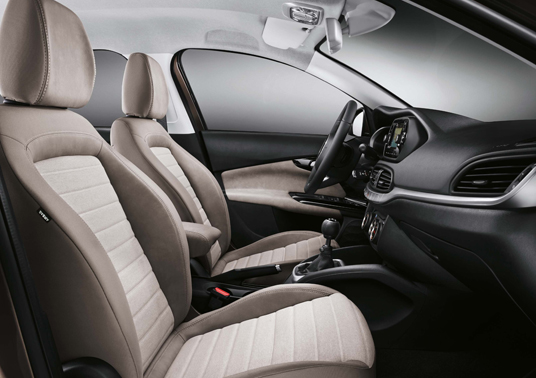 Fiat Tipo interieur