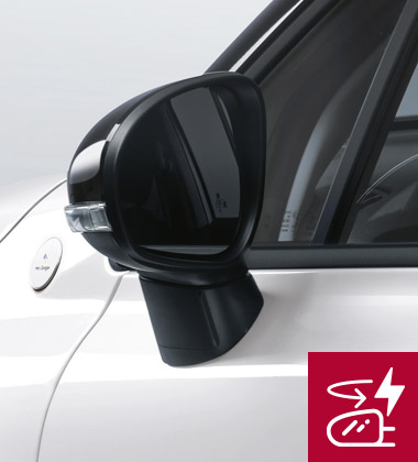 POWER FOLDING MIRRORS