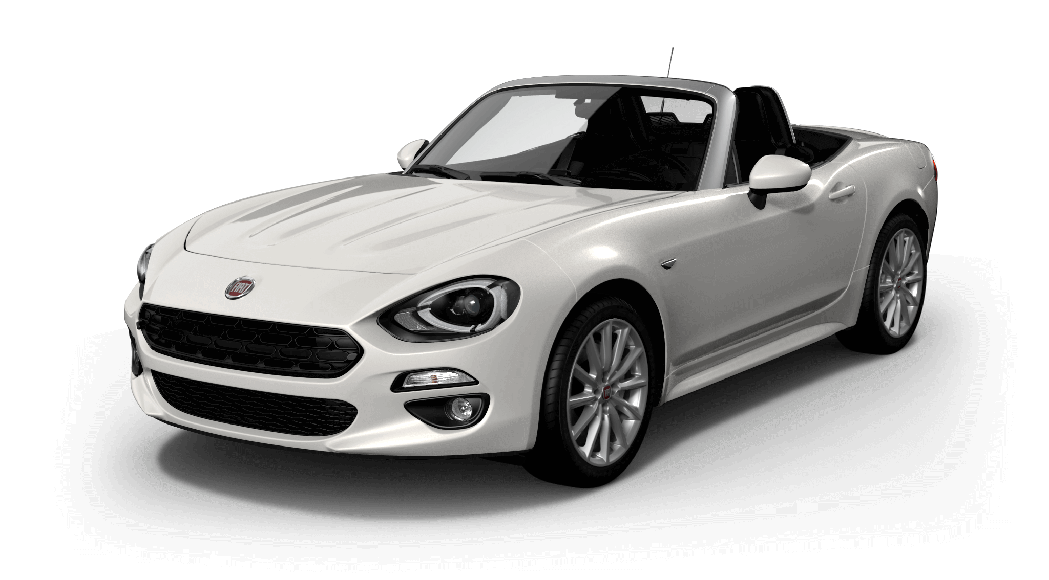 nouvelle fiat 124 spider roadster cabriolet. Black Bedroom Furniture Sets. Home Design Ideas