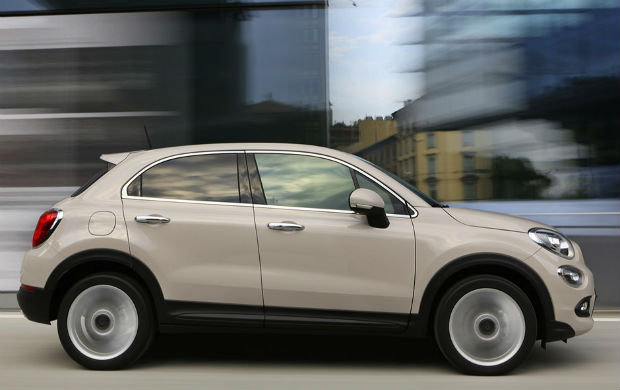 Fiat 500x city look citadine l gante haute performance for Fiat 500 x interieur